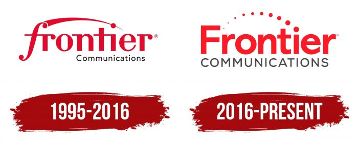 Frontier Communications Logo History
