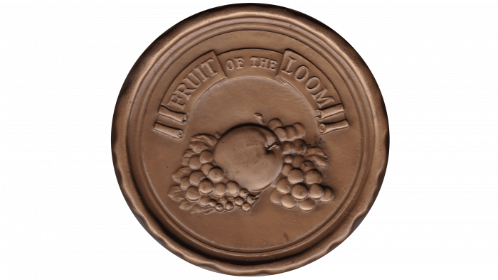 Fruit of the Loom Logo 1936-1951
