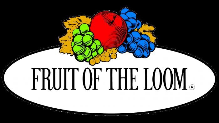 Fruit of the Loom Logo 1978-2003