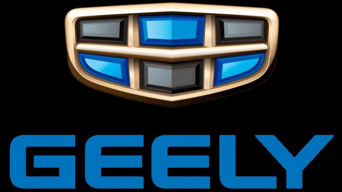 Geely Auto Logo 2014-2019