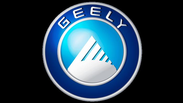 Geely Logo 1998-2014