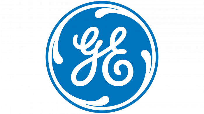 General Electric Logo 2004-present