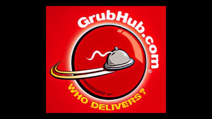Grubhub Logo 2004-2011