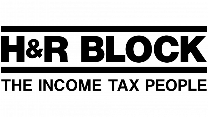 H&R Block Logo 1955-1999