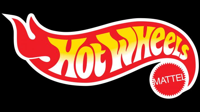 Hot Wheels Logo 1990-2000