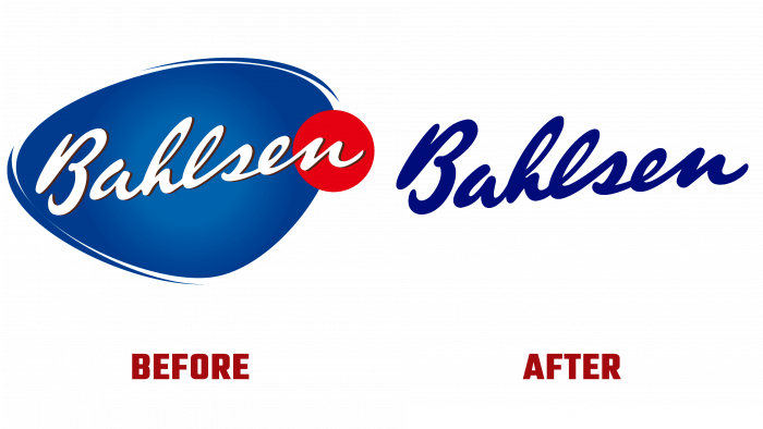 Bahlsen Before and After Logo (history)