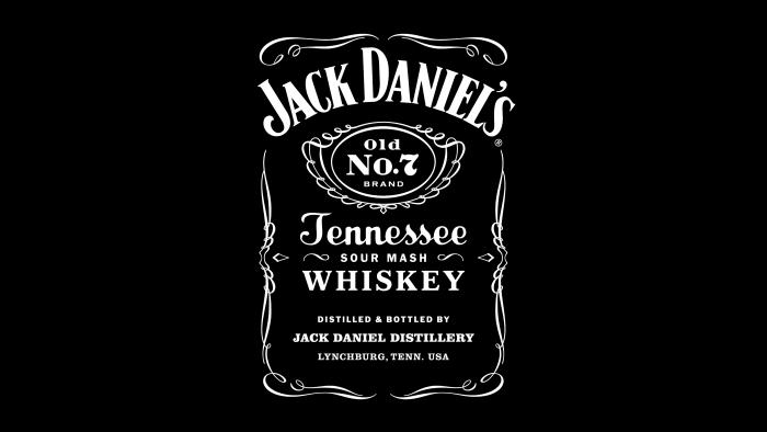 Jack Daniels Logo 2011-present