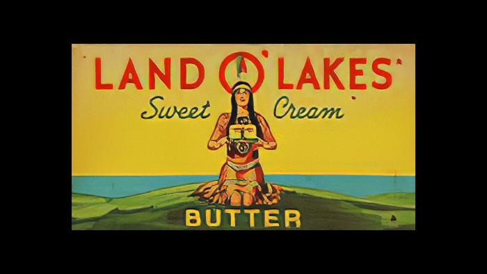 Land O'Lakes Logo 1949-1959