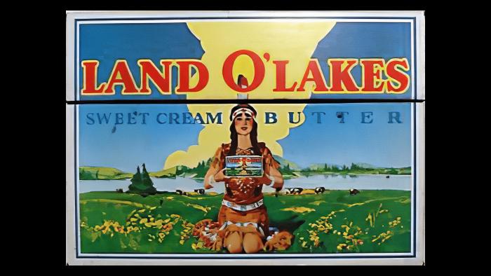 Land O'Lakes Logo 1983-1993