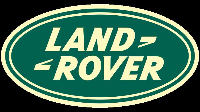 Land Rover Logo 1978-1986