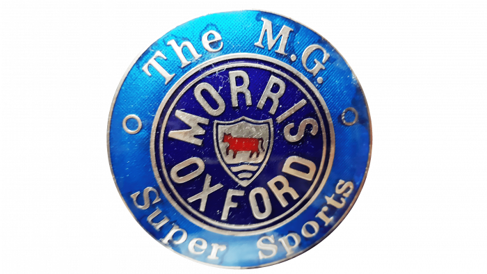 MG Motor Logo 1924-1927
