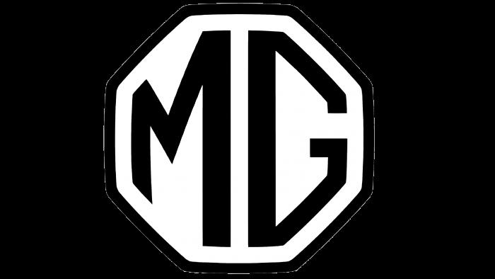MG Motor Logo 2021-present