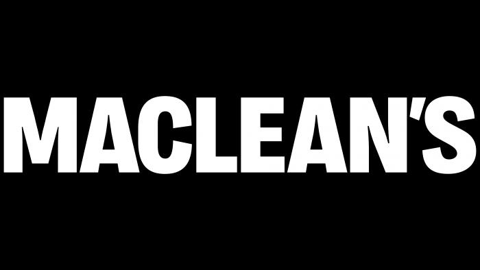 Maclean's New Logo