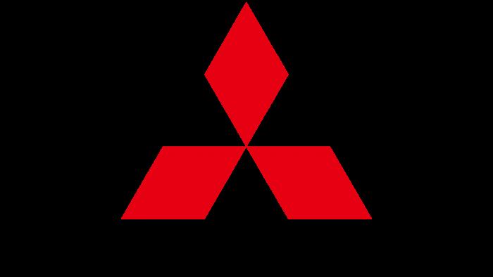 Mitsubishi Logo 1970-present