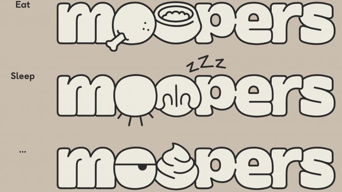 Moopers New Logo
