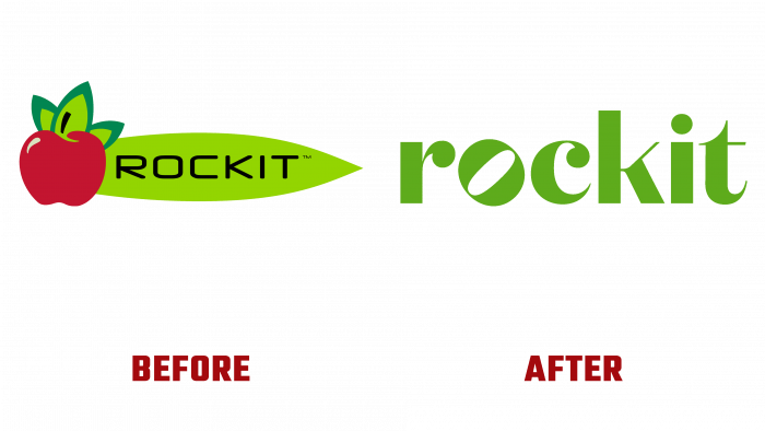 Rockit Before and After Logo (history)