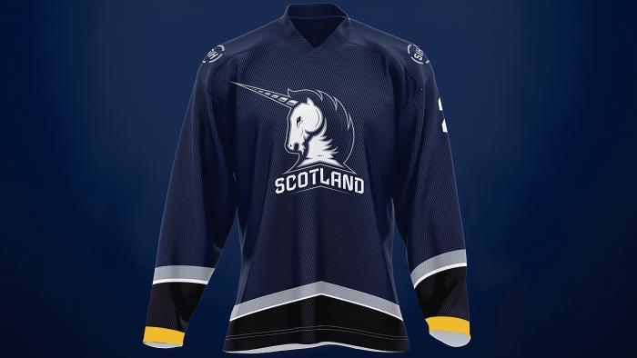 Scottish Ice Hockey Emblem