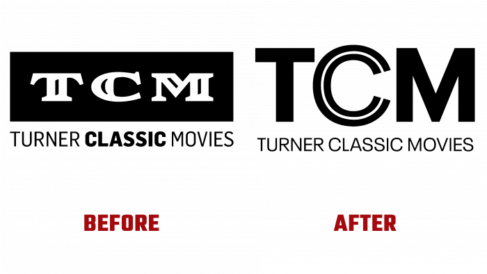 Turner Classic Media Before and After Logo (history)