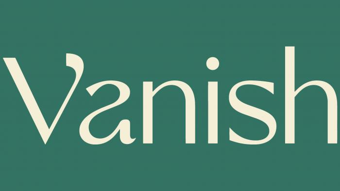 Vanish New Logo