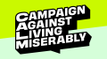 Campaign Against Living Miserably (CALM) New Logo